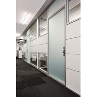Furniture Aluminium Office Workstation Partition Using Divied Cubicle Soundproof Wall thumbnail image