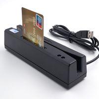 ZCS160 4 in 1 Magnetic Card Reader + EMV / IC Chip / RFID / PSAM Reader & Writer thumbnail image