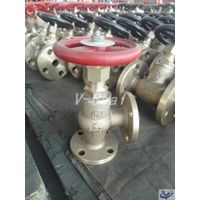 JIS Marine Bronze Screw-down Check Angle valve 5K 16K