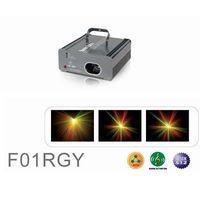 Laser Stage Light - Step Motor Series - F01RGY thumbnail image