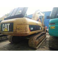 Used Caterpillar 336D crawler excavator good condition for hot sale