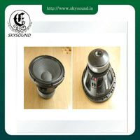hot sales promotional audio woofer loudspeaker for stage,home theatre,karaoke player thumbnail image