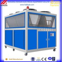 Air screw chiller