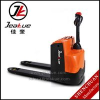 2. 0 T Walking Type Electric Hydraulic Pallet Truck thumbnail image