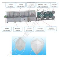 Automatic Headband folding mask machine thumbnail image