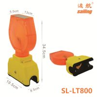 Road Safety Road Block Barricade Light