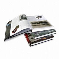 offset printing services/hardcover book&casebound&hardback books thumbnail image