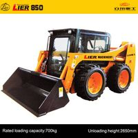 Lier -850 Mini Wheel loader