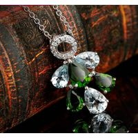 2014 Crystal Fine Jewelry Fashion Crystal Necklace thumbnail image