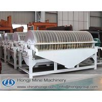 10-260 t/d high grade magnetic separator for hematite