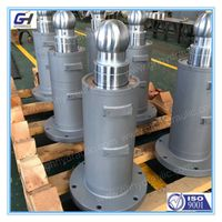 big bore telescopic hydraulic cylinder for crane