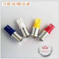 t10 high power led cree q5 auto light