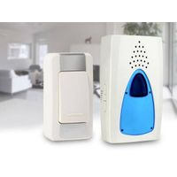 High Quality LED Wireless Chime Door Bell Doorbell & Wireles Remote control 36 Tune Songs