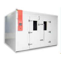 Customized walk-in environmental test instrument humidity chamber thumbnail image