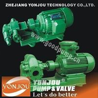 2CY gear pump price reasonable