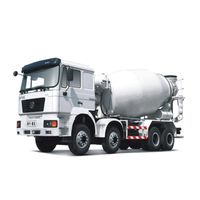 New High Performance Cheap Price Mobile Concrete Truck Mixer thumbnail image