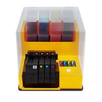ink refill kits ,Motor Pump(including ink pack itself) type auto ink recharger for HP