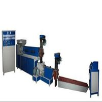 PE/PP/PA waste film recycling and pelletizing machine thumbnail image