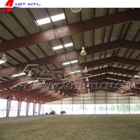 Light Metal Steel Structure Warehouse