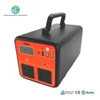 Portable Power Station power bank station for Outdoor Camping