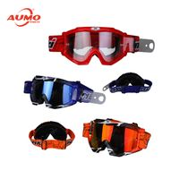 Anti slip Silicone Anti scratch protector Motorcycle Goggles thumbnail image