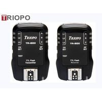 TRIOPO TR-800 Camera accessories/remote wireless TTL HSS 1/8000S Flash Trigger For Canon or NIkon