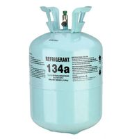 99.9% Purity 13.6kg/30lbs Disposable Cylinder Freon 134A Refrigerant Gas R134A thumbnail image