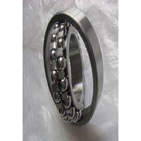self-aglining ball bearing