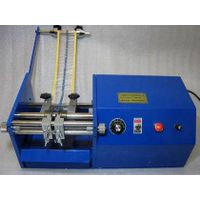 Automatic taped resistor forming machine