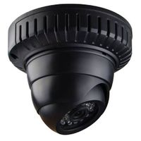 CCTV H.264 420TVL Sony CCD Vandalproof IP Dome Camera With 24-LED Night Vision