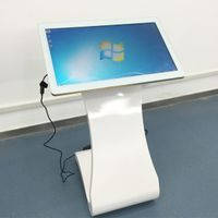 32'' 42'' 46'' 55'' 65'' All in one PC Touchscreen Signage Kiosk with Android Advertising Display thumbnail image