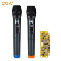 CQA Factory cheap price Wireless Microphone with PCB board for speaker thumbnail image