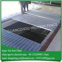 China manufacturer floor drain grate steel deck grating