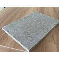 polished Dark Gray fiber cement board