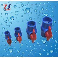ANSI UPVC ball valve