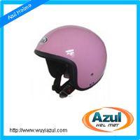 Retro Motorcycle Helmet
