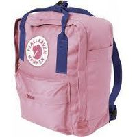 Colorful backpacks with fox mark