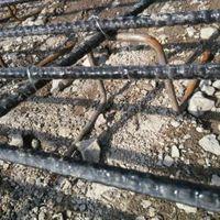 BFRP Basalt Rebar Rod, Threaded Basalt Pultruded Rebar