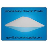 Yttrium stabilized zirconia powder