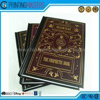 Cheap Hardcover Book Printing, Professional Book Printing