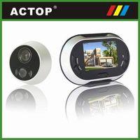 2013 Hot sale digital door peephole with door viewer