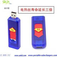 rechargeable electronic lighter