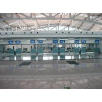 Airport check in conveyor