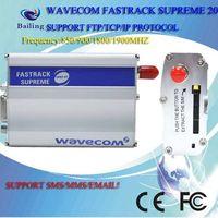 RS232 wavecom fastrack supreme 20 sms modem