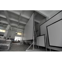 fast folding projector screen and 300 inch projector screen thumbnail image