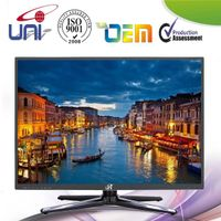 32-inch LED TV, 2 HDMI, 2 USB, M-star Solution, Supports PAL/SECAM/NTSC System, Black Color X Base