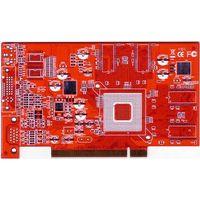 6-layer PC VGA card PCB