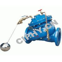 REMOTE CONTROL FLOATING BALL VALVE thumbnail image