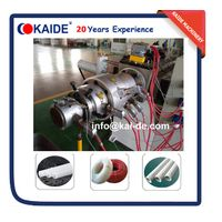High speed PERT pipe making machine