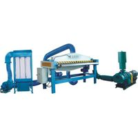 GQCC AIR DEDUSTING MACHINE